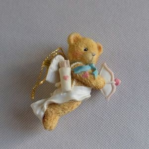 "Cherished Teddies ""Sending You My Heart"" Boy Cupid"